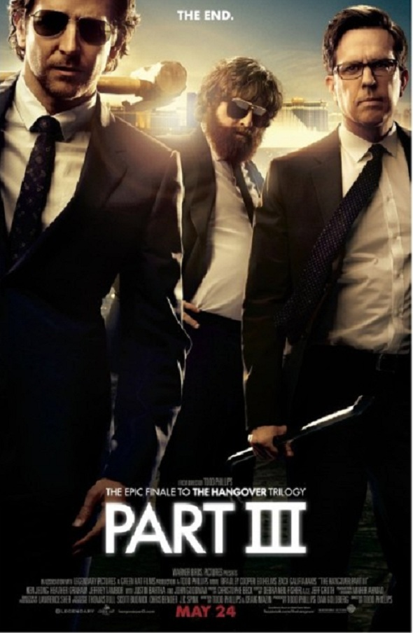 The Hangover III-Worst Movies Of 2013 So Far