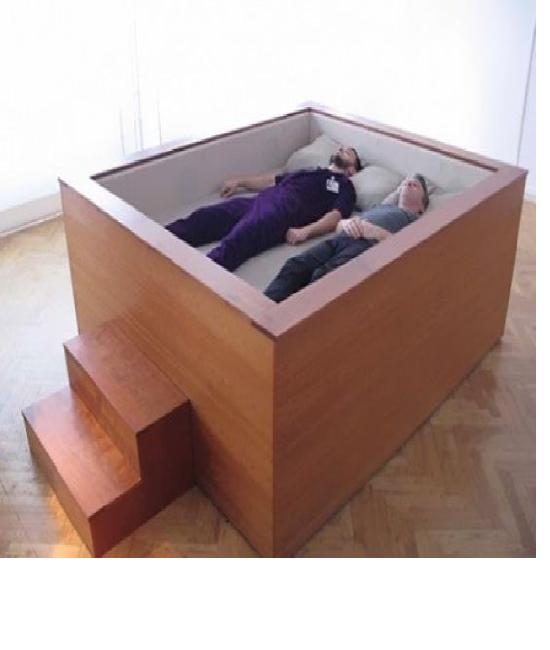 the box craziest beds