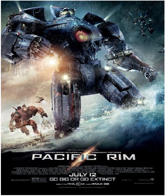 Pacific Rim-Best Movies Released In 2013 Till Now