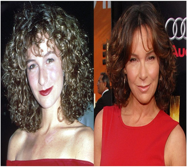 Jennifer Grey (Before & After)-Top 18 Celebs With Plastic Surgery