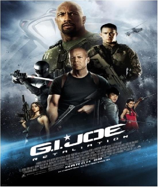 G.I. Joe Retaliation-Best Movies Released In 2013 Till Now