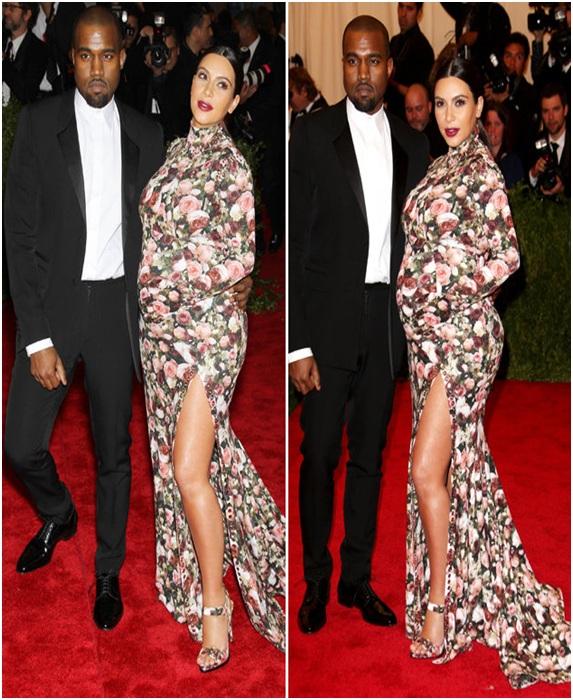 Kim Kardashian: The Walking Sofa-Embarrassing Red Carpet Flops