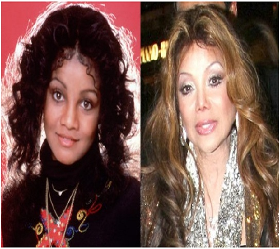La Toya Jackson (Before & After)-Top 18 Celebs With Plastic Surgery
