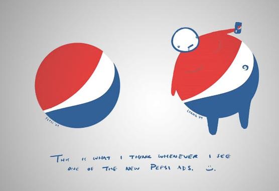 Pepsi Logo Gone Wrong!