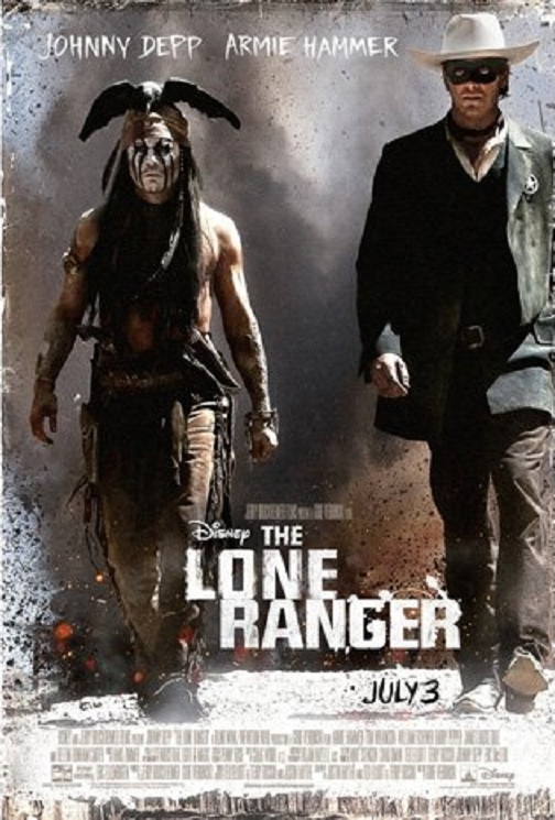 The lone ranger-Worst Movies Of 2013 So Far