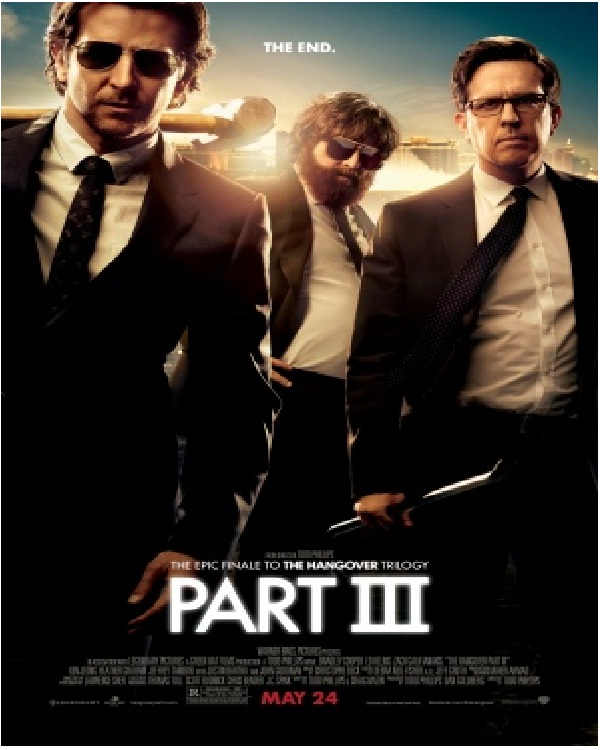The Hangover Part III-Best Movies Released In 2013 Till Now