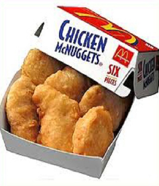 McNuggets Also Contains Beef-Weirdest Facts About Food