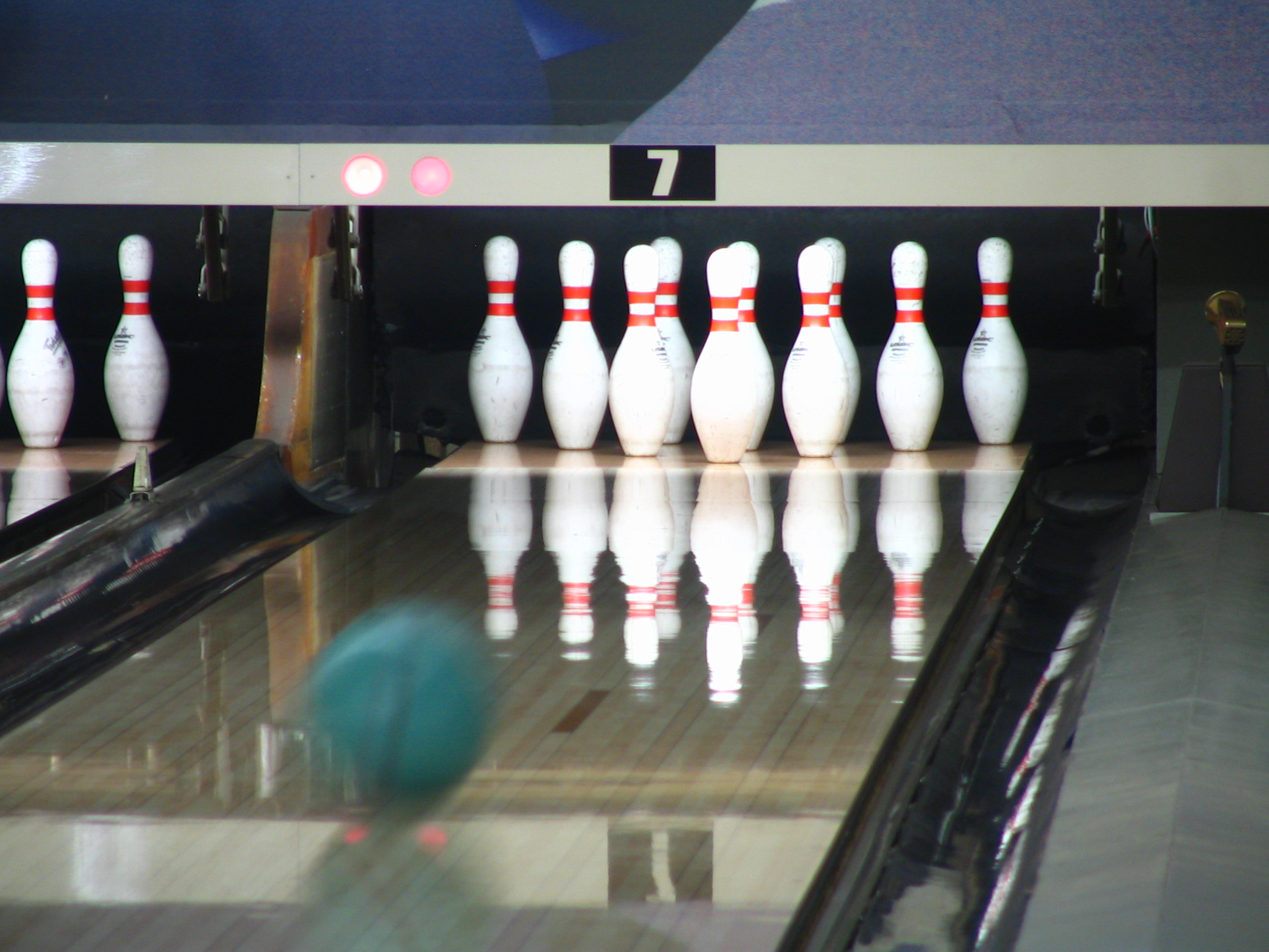 Bowling-Sports Which Are Boring To Play