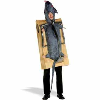 Rat Trap costume-Creepiest Halloween Costumes