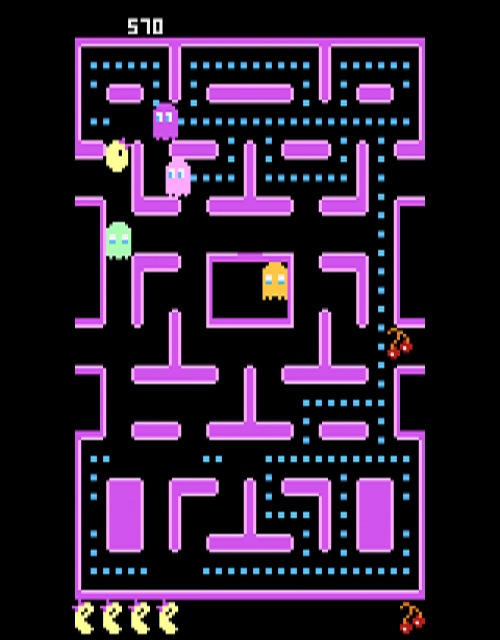 Pac-Man-15 Best Old But Gold Video Games Of 90's