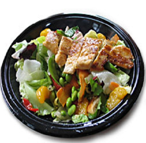 Fast Food Salads-Weirdest Facts About Food