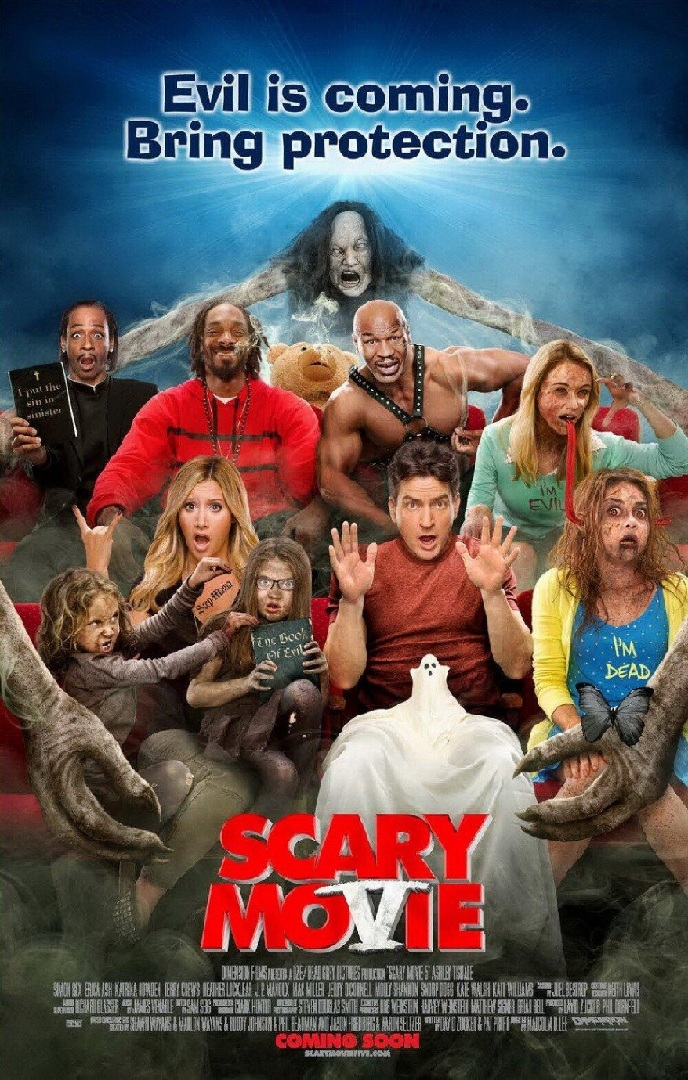 Scary Movie 5-Worst Movies Of 2013 So Far