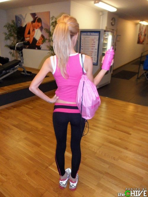 Girls who workout-Things Girl Don't Know About Boys