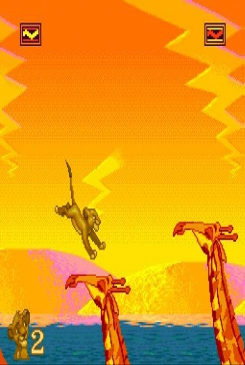 The Lion King-15 Best Old But Gold Video Games Of 90's