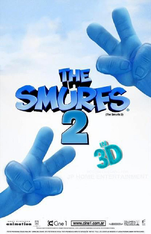 The Smurfs 2-Worst Movies Of 2013 So Far