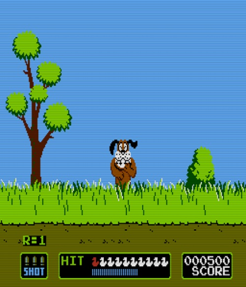 Duck Hunt game-15 Best Old But Gold Video Games Of 90's