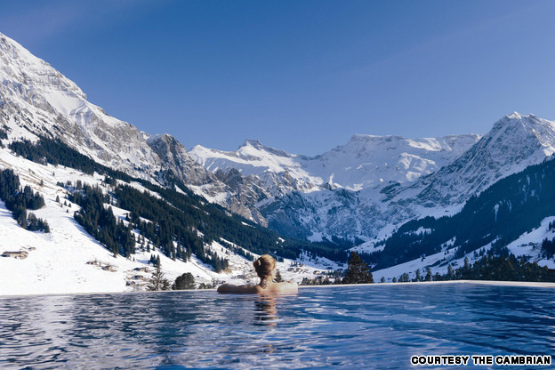 The-cambrian-15 Most Amazing Swimming Pools You Must Visit
