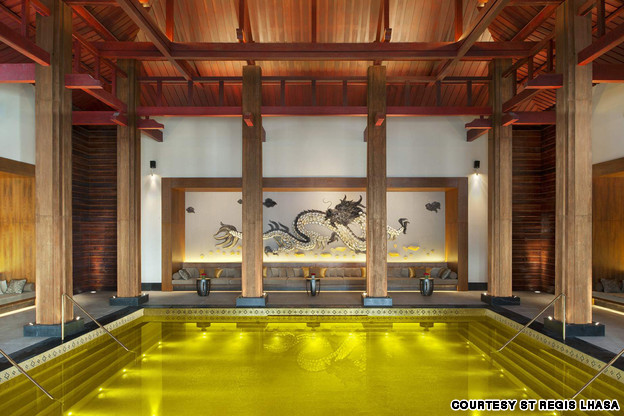 The-st-regis-15 Most Amazing Swimming Pools You Must Visit