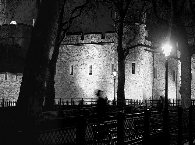 Tower of london-Most Haunted Places In The World