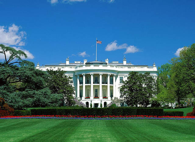 White house-Most Haunted Places In The World