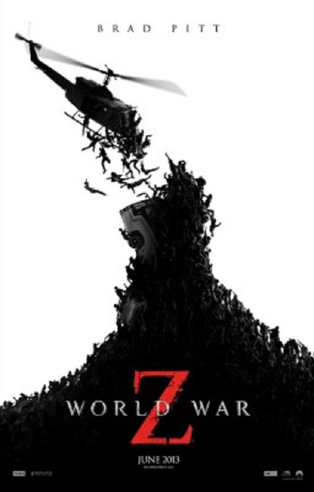 World War Z-Worst Movies Of 2013 So Far
